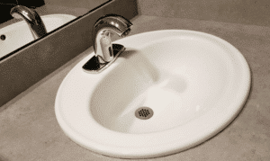 you can also use baking soda in unclogging a bathroom sink
