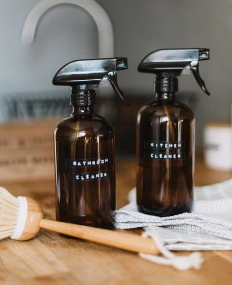 diy cleaning agents